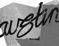 Ghettoblaster City Profile Illustration - Austin Texas