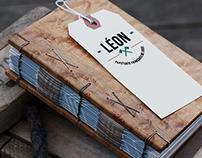 Léon, french luxury stationnery