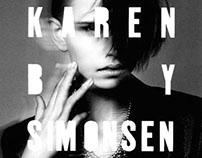 Karen by Simonsen - Corporate Visual Identity