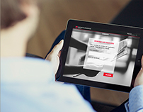 Interne Ipad App for a bank