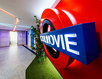Soul Movie Entertainment Offices
