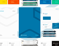 Sales Layer: logo design, identity design, brand manual