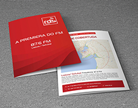 A4 Tri-fold brochure & 2 separate pages