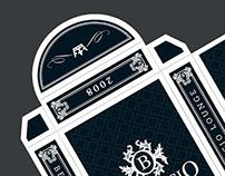 Bellagio Lounge - Playing Cards