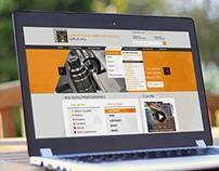 Webdesign - graphical overhaul