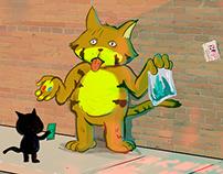 Dealer Cat