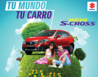 SUZUKI WORLD S-CROSS