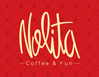 Identidade Visual - Nolita Coffee & Fun