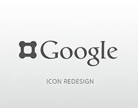 Google Icon Redesign