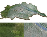 Vienna 3D map