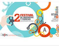 Website & Spot Festival de Ingeniería y Ciencias FCFM