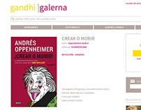 galerna.net (WIP)