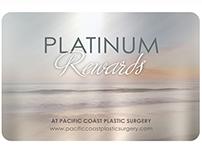 Pacific Coast Plastic Surgery Patient Loyalty Program
