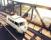 VOLKSWAGEN VW T1 BULLI WESTFALIA