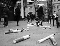 Paris Street Snapshot