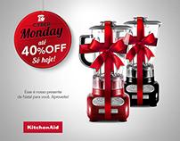 Cyber Monday - KitchenAid KeyVisual
