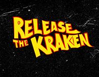 Release The Kraken - Illustration on photography