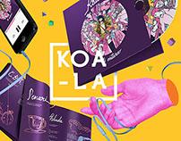 Koala - Di Antara Album Cover