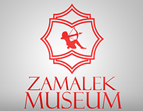 ZAMALEK MUSEUM  (Logo)