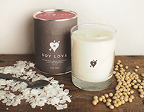 * Soy Love : Candles//