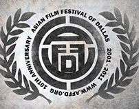 Asian Film Festival Animated Logo
