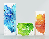 Light / cosmetics packaging