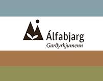 Corporate Design for Icelandic Gardeners