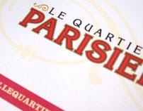 Le Parisien Condominium Identity