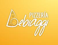 Pizzería Debiaggi