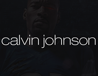 Calvin Johnson 'ALL HAIL MEGATRON'