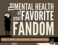 The Mental Health of your Favorite Fandom