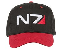 Mass Effect Apparel