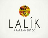 LALIK | Apartamentos (Diseño web, publicidad)