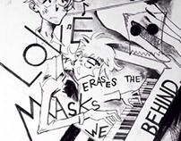 Love Erases the Masks We Hide Behind