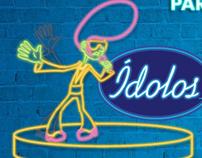 Concurso de paródias Pepsi Ídolos Brasil