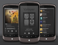 Mobile Design - Music Player for Android