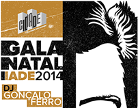 Cartaz Gala Natal 2014