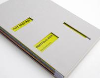 2009: Type Specimen Portfolio