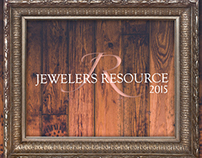 Jewelers Resource 2015 Catalog Design