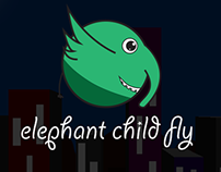 Elephant Child Fly Android Game