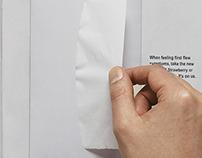 Tissue Ad