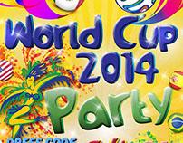 World cup 2014 Party @ Mandara, Acapulco