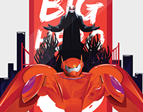 Baymax // Big Hero 6