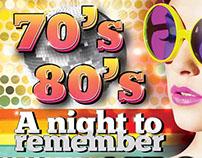 70's&80's Parties @ Mandara, Acapulco