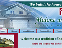 Malone and Moloney website