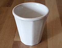 Planar cups
