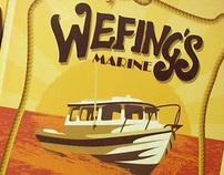 Wefings Marine