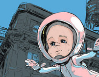 Space Baby and Other Fun Stuff.......