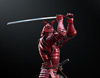 Electric Art | Ryobi Samurai Update