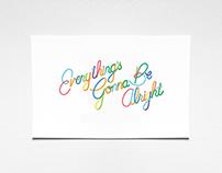 2014 Typography Prints